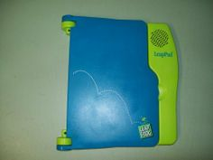 Leap Pad Learning System - color s may vary - includes book, cartridge, and batteries - Good wroking Condition by Leap Pad. $9.48. ASK ABOUT SPECIFIC COLOR/STYLE BEFORE PURCHASING OR WE WILL SEND THE COLOR/STYLE OF OUR CHOOSING