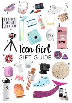 The most popular gifts for teenage girls this holiday season! Mom Birthday Gift, Birthday Gifts For Teens, Teen Girl Birthday, Birthday Wishlist, Birthday List, 70th Birthday, Birthday Quotes, Christmas Gifts For Teen Girls, Tween Girl Gifts