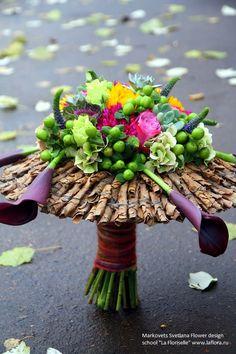 """Markovets Svetlana Flower design school """"La Floriselle"""""""
