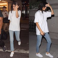 Kendall's favorite 'accessory':  #kendalljenner #fashion #streetstyle…