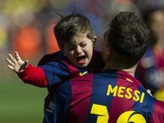 Messi con Thiago