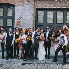 True Happiness. #bridalparty #blushingbride #handsomegroom #bridesmaids #groomsmen #unique #nycweddings #brooklynweddings #ollistudio #nycweddingphotography #awardwinning #photojournalistic