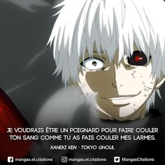 ️ Mangas et citations ? Manga Anime, Otaku Anime, Anime Naruto, Kaneki, Citations Naruto, Citations Facebook, Ken Tokyo Ghoul, Yes Man, Manga Quotes