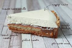 Cake & Co, Eat Dessert First, Cookies Et Biscuits, Vanilla Cake, Food Inspiration, Sweet Recipes, Bakery, Cheesecake, Beverages