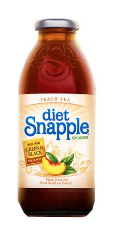 best snapple peach diet iced tea recipe on pinterest
