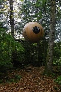Free Spirit Spheres, Vancouver Island | 10 Quirky And Unconventional Places To Stay On Your Next Getaway