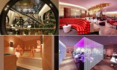 The five most exclusive airport lounges in the world
