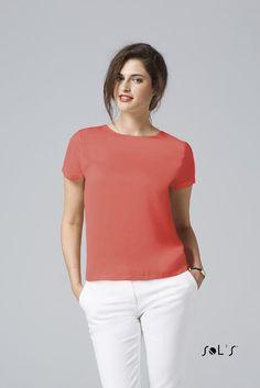 URID Merchandise -   CAMISA CREPE DE MANGA CURTA PARA SENHORA   24.618 http://uridmerchandise.com/loja/camisa-crepe-de-manga-curta-para-senhora/ Visite produto em http://uridmerchandise.com/loja/camisa-crepe-de-manga-curta-para-senhora/