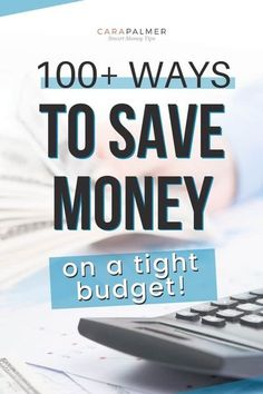 Learn how to save money on a low income with these money saving tips. Whether you're a single mom or a member of a large family, you'll find ways to save money that benefit everyone.