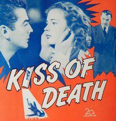 Vintage Film Noir Sheet Music