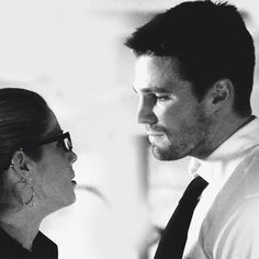 Arrow - Oliver & Felicity #2.21 #Season2 #Olicity