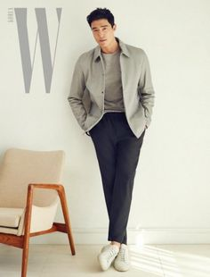 Daniel Henney puts on his gentlemanly appeal for 'W' | allkpop.com