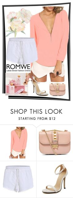 """""""Romwe3"""" by decor4 ❤ liked on Polyvore featuring Valentino"""