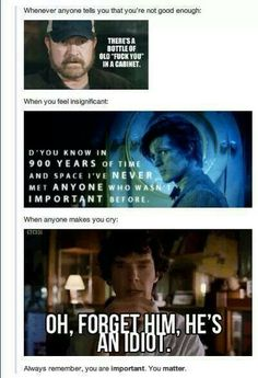My fandoms are awesome