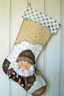 MANOS DE ROSANGELA - Blog: BOTAS Navidad - MODELOS NUEVOS
