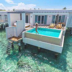 Amilla Fushi, the Maldives
