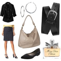 """Old Navy For Work"" by autumn85 on Polyvore"