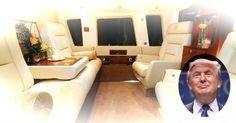 flygcforum.com ✈ BILLIONAIRE TOYS ✈ Donald Trump's Luxurious Chopper  ✈
