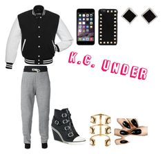"""""""K.c undercover style"""" by huckschristie on Polyvore"""