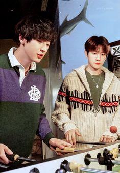 Chanyeol, Baekhyun - 190917 Fourth official photobook 'PRESENT ; the moment' Credit: Glitter Baek. Exo Chanbaek, Baekhyun Chanyeol, Exo Ot12, Park Chanyeol, Chansoo, Kai, Kris Wu, Exo For Life, Exo Red Velvet