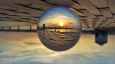 Lensball is a sleek crystal ball that allows you to capture deeply immersive experiences in ultrasharp wide-angle. Bubble Photography, Wide Angle Photography, Sunset Photography, Immersive Experience, Photography Courses, Crystal Ball, Kugel, Serenity, Photo Ideas