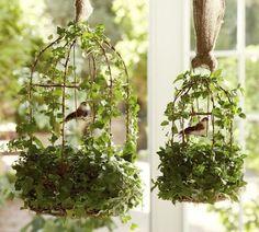 Love birdcages <3