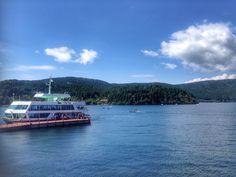 Bien profité du lac Ashinoko à #Hakone aujourd'hui _ by tunimaal #travel #japan