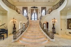 Majestic French Château in Texas 17