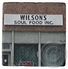Wilson's Soul Food Athens Georgia UGA. Atlanta by CoastersByHazel