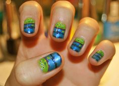 Toy Story nails!!