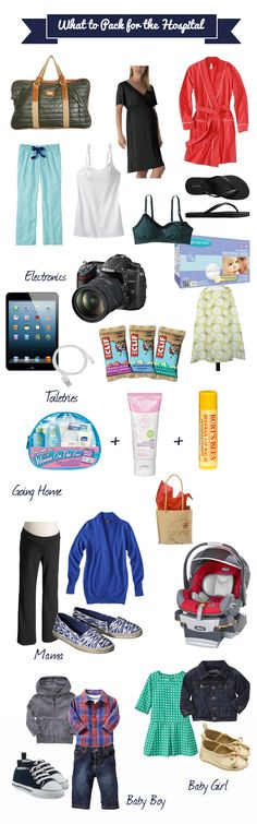 What to Pack for the Hospital | Wills CasaWills Casa