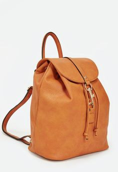 Bret Backpack Bags in Black - Get great deals at JustFab