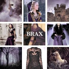 House Brax, lords of Hornvale, sworn to Lannister House Brax is among the chief bannermen of House Lannister. Their shield depicts a purple unicorn on silver. Hornvale the seat of House Brax, is situated in hilly and mountainous terrain near the headwaters of the Red Fork. During the War of the Five Kings, House Brax answers the call of Lord Tywin Lannister. Ser Tytos is the current lord Brax.