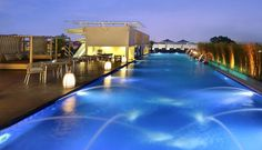 Mega Boutique Hotel and Spa Bali - Swimming Pool