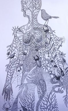 Human nature by Sue Codee (this papercut life). Nature Sketch, Gcse Art, Human Nature, Life Drawing, Visual Arts, Local Artists, Japanese Art, Paper Cutting, Pencil Drawings