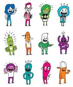For Kids - The Illustration of Clayton Hanmer