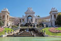 Travelive ·  Majestic Palais Longchamp in Marseille, France