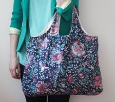 handmade grocery  bag Grocery Bags, Shopping Bags, Purses, Sewing, Projects, Red, Handmade, Fashion, Handbags