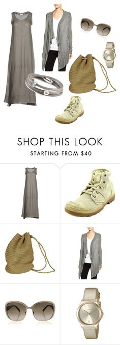 """""""23"""" by sbcherkasky on Polyvore featuring косметика, Brunello Cucinelli, Palladium, Hat Attack, Vince, Dsquared2 и DKNY"""