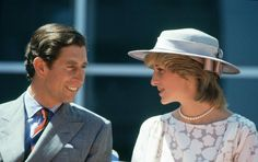 Princess Diana and Prince Charles were truly happy at first