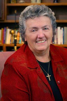 Sister Joan Chittister - a great spiritual leader