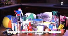 Pesticides, bisphénols, phtalates, parabènes… Les nouveaux poisons de notre quotidien (FRANCE5)