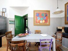 decordemon: Dolce Toscana: a farmhouse in Capalbio