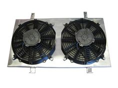 ISR Performance - Radiator Fan Shroud Kit - SR20DET - IS-FS-SRS14