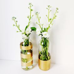 D I Y | HOW TO REPURPOSE GLASS BOTTLES — CAUTIOUSLY OBSESSED
