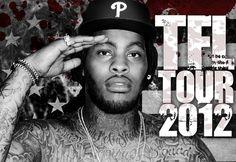 Concerts Rap RnB Hip Hop Automne/ Hiver 2012