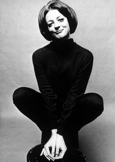 Maggie Smith photographed by Terence Donovan.  A young Maggie Smith.  One of my favorite actresses.