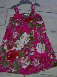 Next #girls #summer holiday maxi #dress size 5 years ,  View more on the LINK: http://www.zeppy.io/product/gb/2/252334720988/