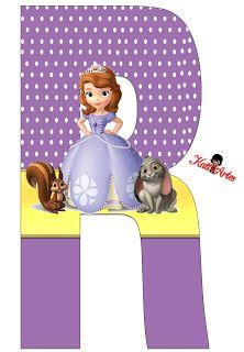 ... Princess Sofia Birthday, Sofia The First Birthday Party, Princess Party, Toy Story Birthday, Toy Story Party, Birthday Ideas, Mickey Mouse Parties, Mickey Mouse Birthday, Princesa Sophia
