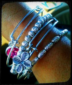 Alex and Ani bracelet... Love!!!